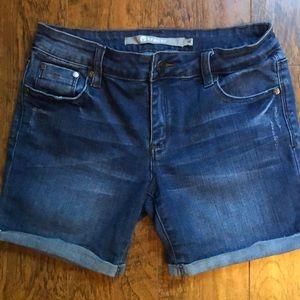 Tractr Denim Shorts